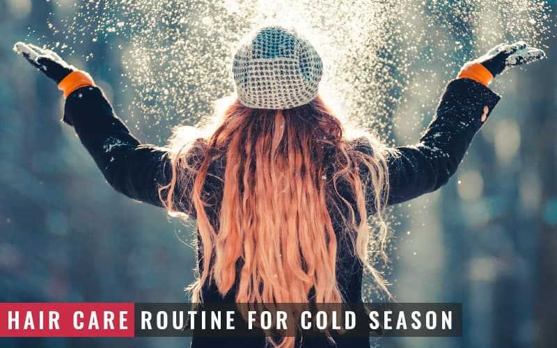 Featured Image of Hair Care Routine for Cold Season