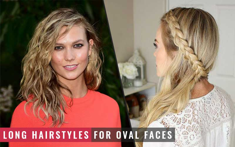 Featured Image of Long Hairstyles for Oval Faces