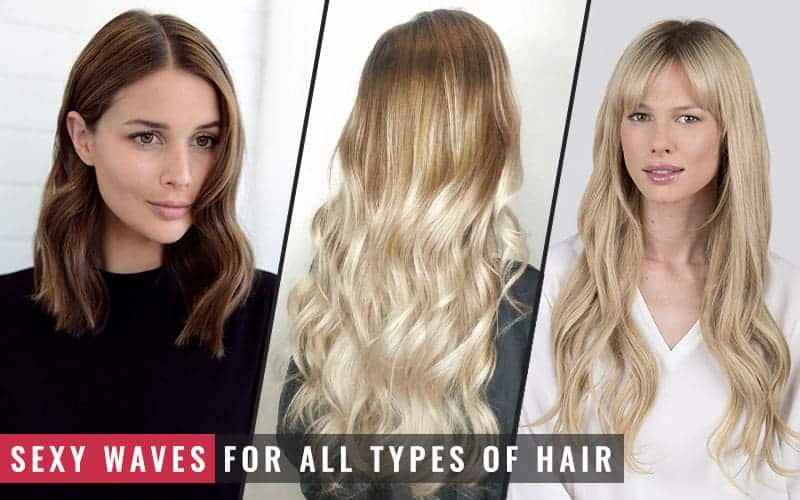 Featured Image of Sexy Waves for All Types of Hair