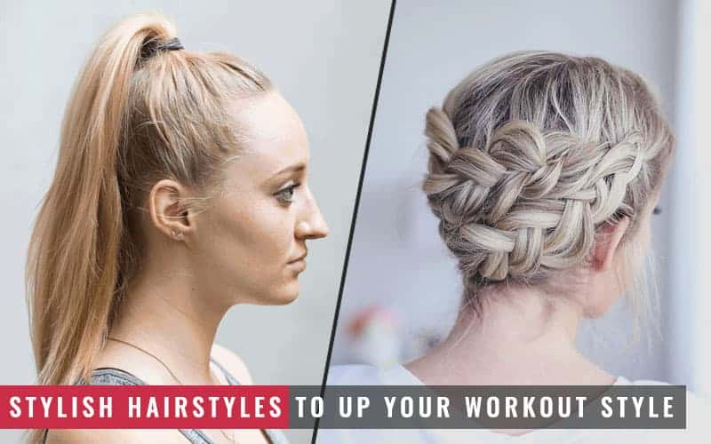 Featured Image of Stylish Hairstyles to Up Your Workout Style