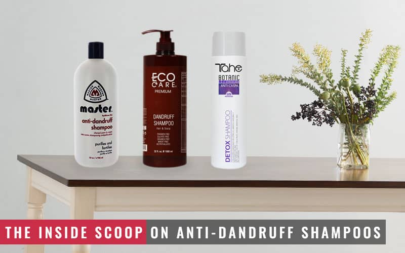 Featured Image of the Inside Scoop on Anti-dandruff Shampoos