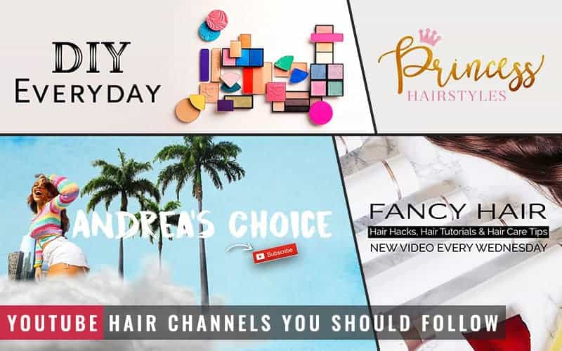 Featured Image of Youtube Hair Channels You Should Follow