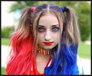Harley Quinn Hairstyle From Suicide Squad