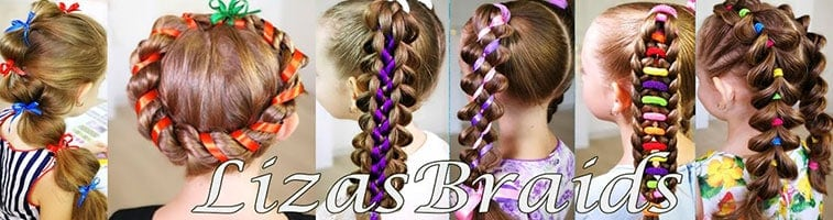 Liza's Braids Youtube Banner