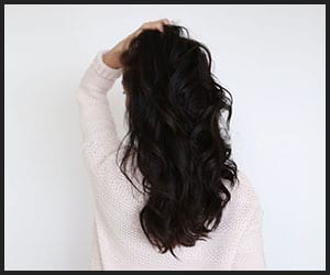 Long Soft Romantic Curls