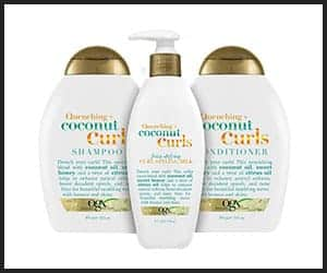 OGX Quenching + Coconut Curls Frizz-Defying Moisture Mousse