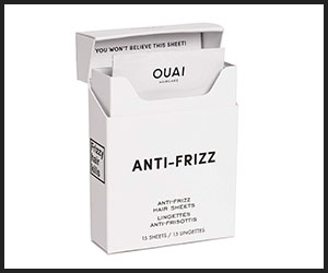 OUAI Anti – Frizz Hair Sheets