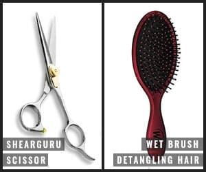 Scissors & Brushes