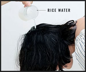 Using Rice Water