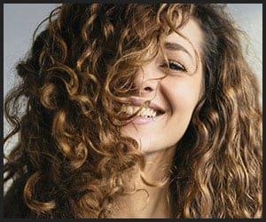 Versatile Curly Hair