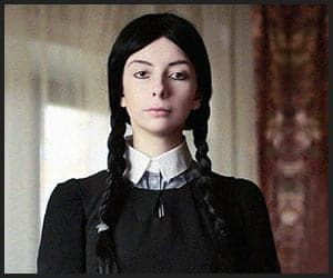 Wednesday Hairstyle From Addams Family