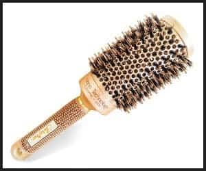 Care Me Blow Dry Round Boar Bristles Hair Brush