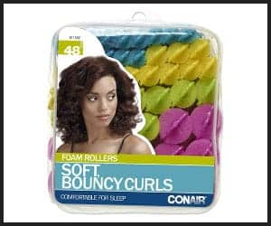 Conair Soft, Bouncy Curls Foam Rollers - V1 Jun