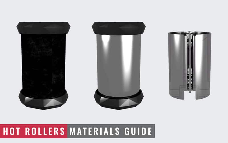 Featured Image of Hot Rollers Materials Guide