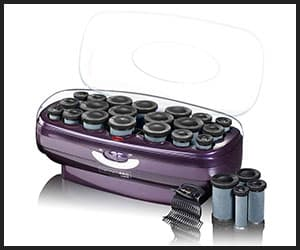 Infiniti Pro by Conair Instant Heat Ceramic Flocked Rollers - V7 Jun