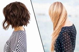 Basic Hair Guide for Hair Types & Length