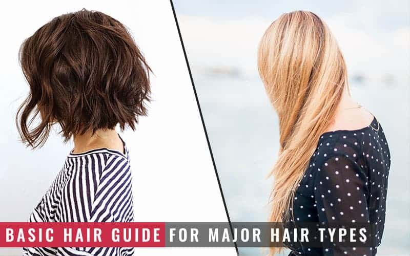 Featured Image of Basic Hair Guide for Major Hair Types