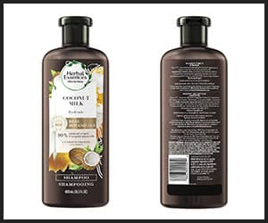 Herbal Essences Bio-renew Coconut Milk Shampoo