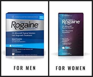 Rogaine Extra Strength 5% Minoxidil