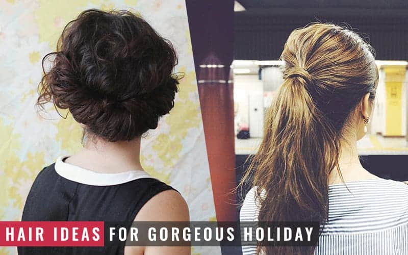Featured Image of Hair Ideas for Gorgeous Holiday