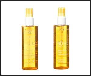 Clarins Spf 30 Sunscreen Care Oil Spray