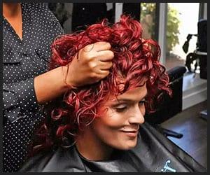 curly hair maintenance