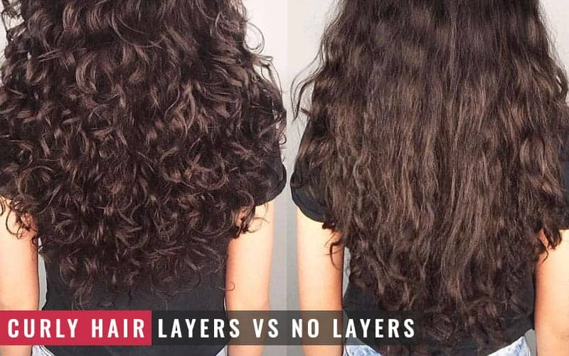 Featured image of curly hair layers vs no layers